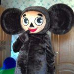 Ростовая кукла Чебурашка