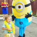 Ростовая кукла Миньон