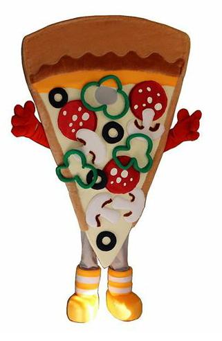 Ростовая кукла Пицца