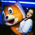 Ростовая кукла мышка Джерри