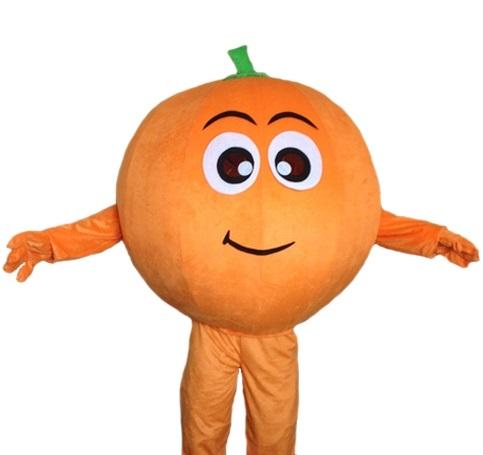 Ростовая кукла Апельсин
