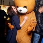 ростовая кукла бурый медведь