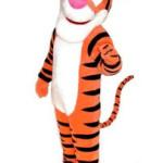 ростовая кукла тигра