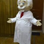 Ростовая кукла Айболит аренда и прокат