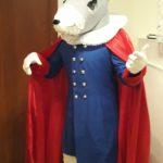 Ростовая кукла Крыса на Новогодние праздники в Москве